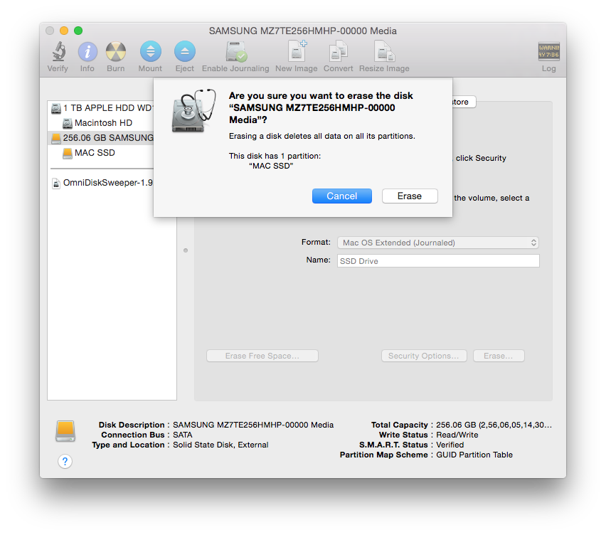 Format usb drive for windows and mac